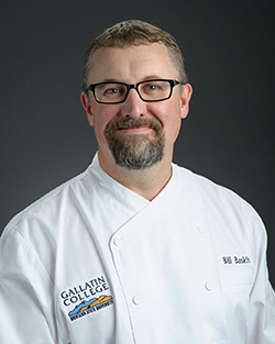 Picture of Chef Bill Baskin Program Director