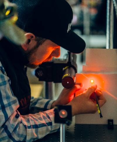 Photonics and Laser Technology Program - Gallatin College